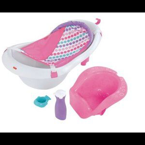 Fisher-Price® 4-in-1 Sling 'n Seat Tub Pink - Infant to 1 Year Old